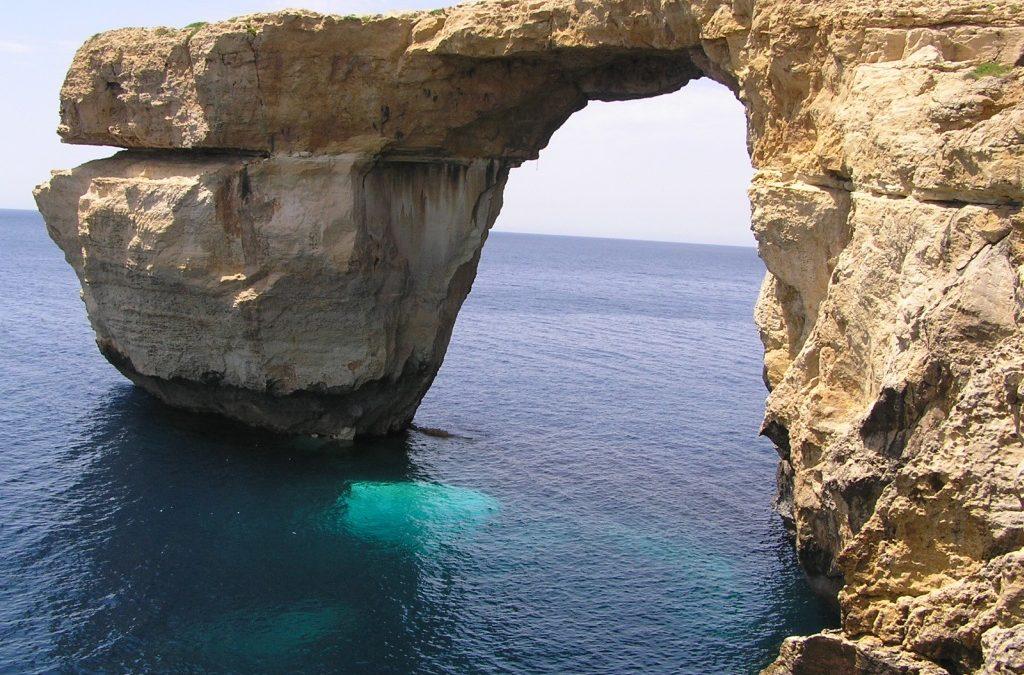 Famous UFC Malta location collapsed.