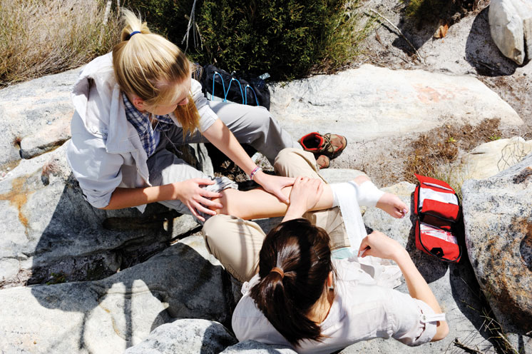 Essential First Aid Skills for Outdoor Emergencies