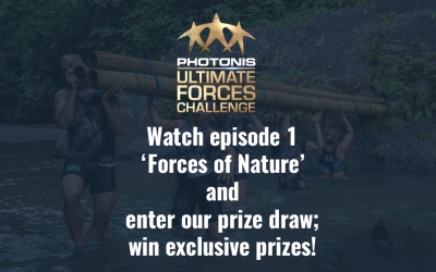 Prize draw; episode 1 'Forces of Nature'