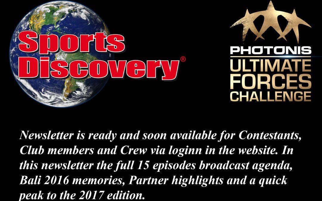 UFC Newsletter soon online