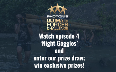 Prize draw; episode 4 'Photonis Night Goggles'