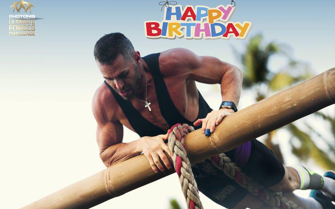 Happy Birthday Duane