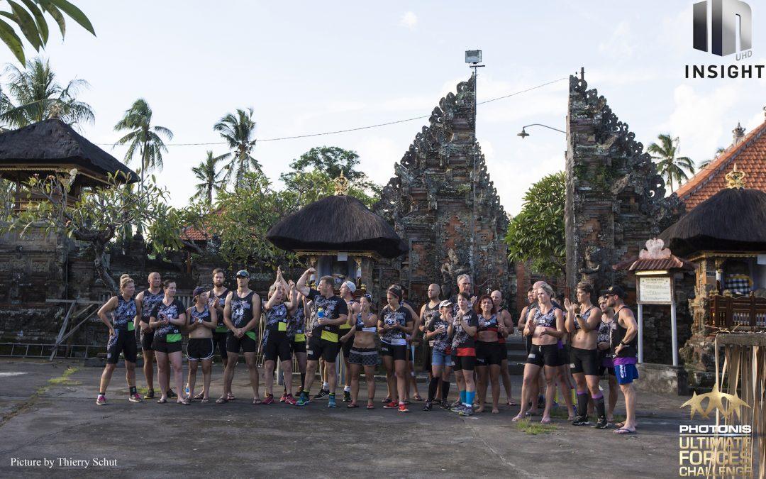 Last head to head Challenge at Bali Island