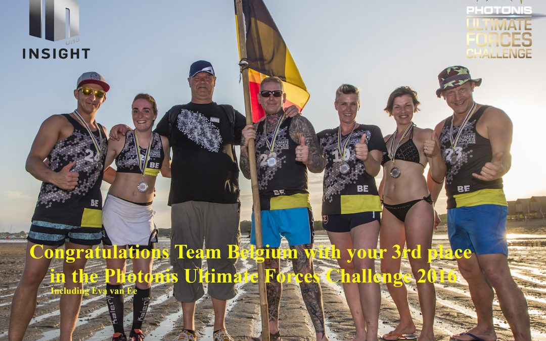 Congratulations Team Belgium for your well-deserved 3rd place