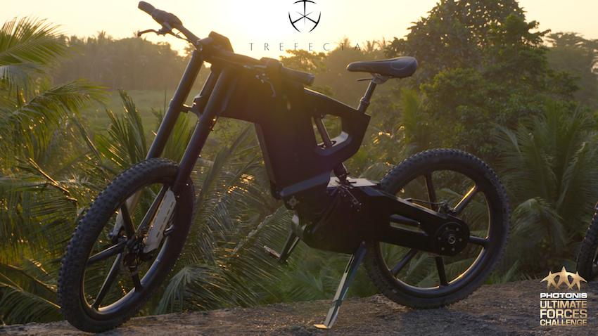 Trefecta an amazing all terrain bike