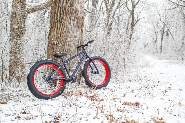12 TIPS FOR WINTER BIKE COMMUTIN