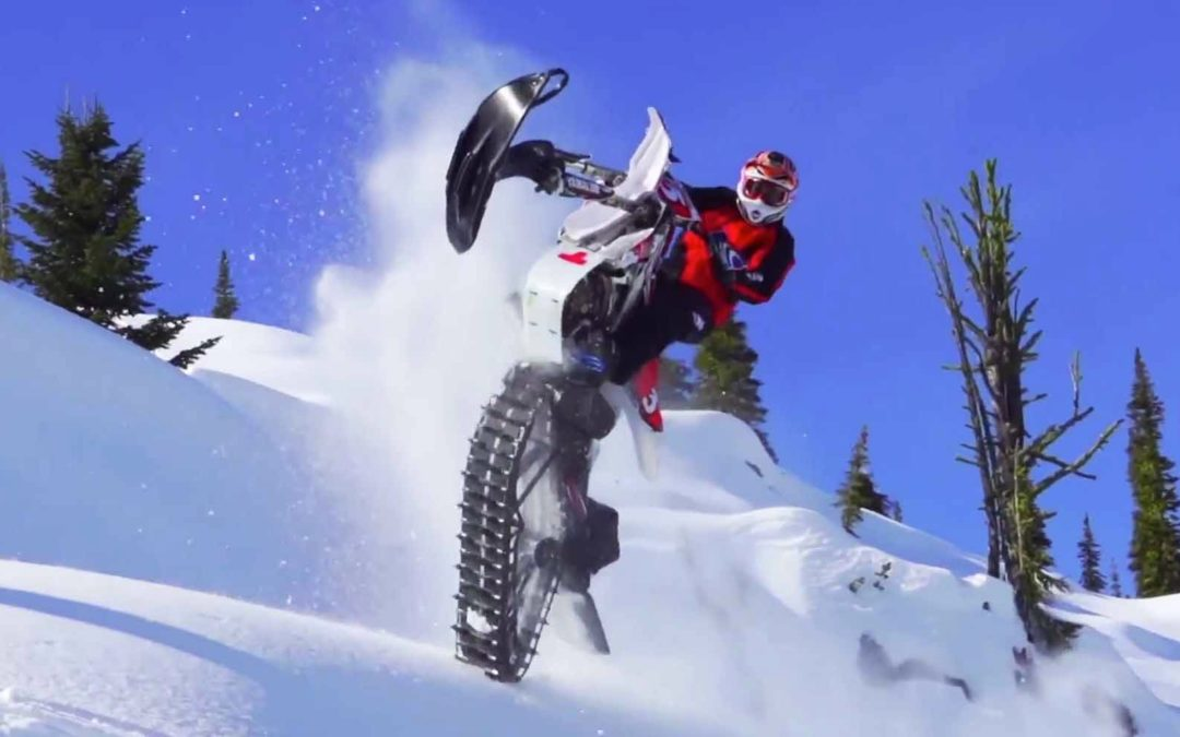 What Are Snow Bikes and How Are They So Awesome?