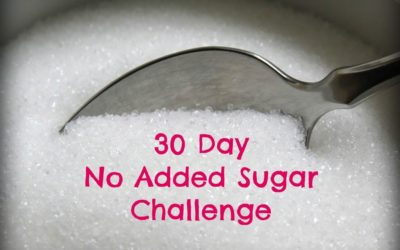 The 30 Day No Sugar Challenge