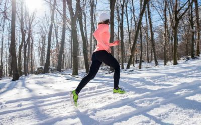 7 Tips for Running on Snowy and Icy Trails