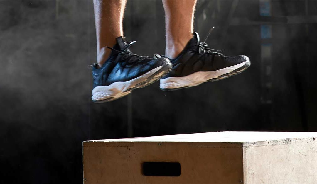 How to Use Box Jumps to Develop Leg Power
