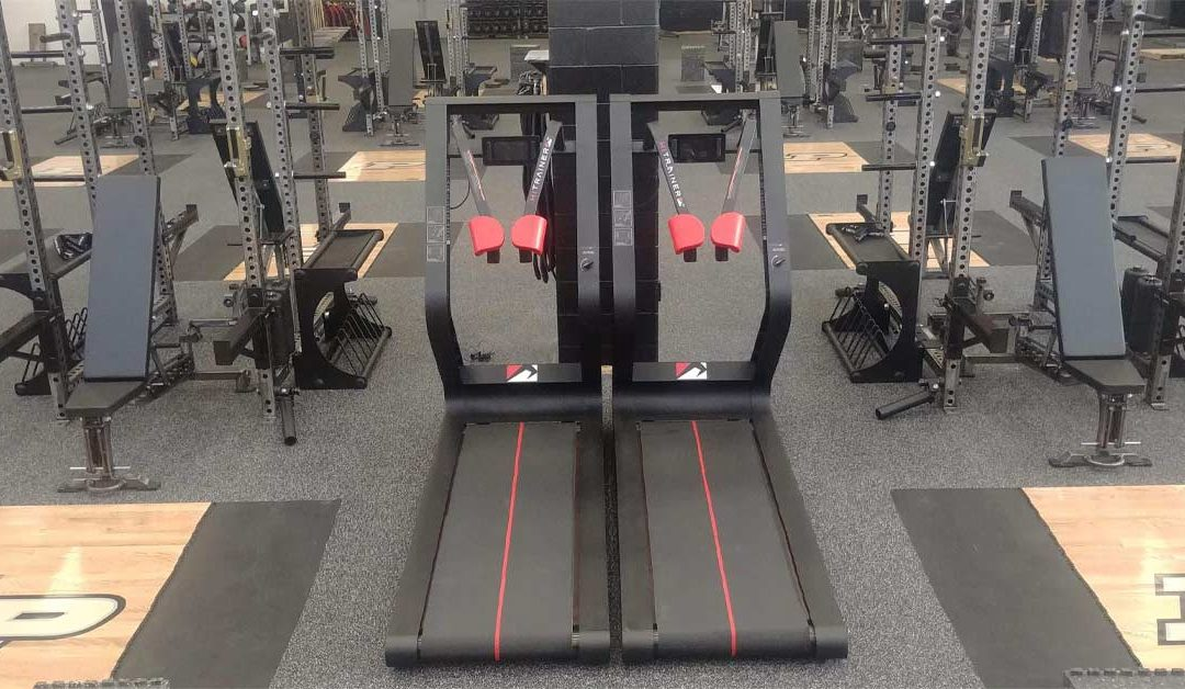 Bring Speed into the Weight Room with the HiTrainer