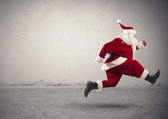 An Athlete's Guide To Surviving Christmas