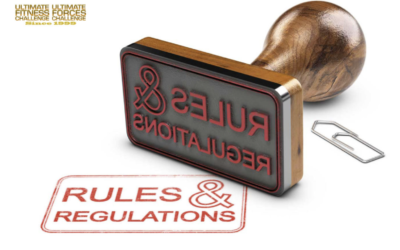 2019 Rules & Regulations almost ready