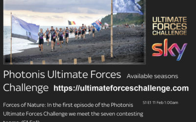 Photonis Ultimate Forces Challenge on SKY TV in the UK. Starting NOW