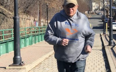 87-Year-Old Runner Vows to Hit All-American Times at Age 90