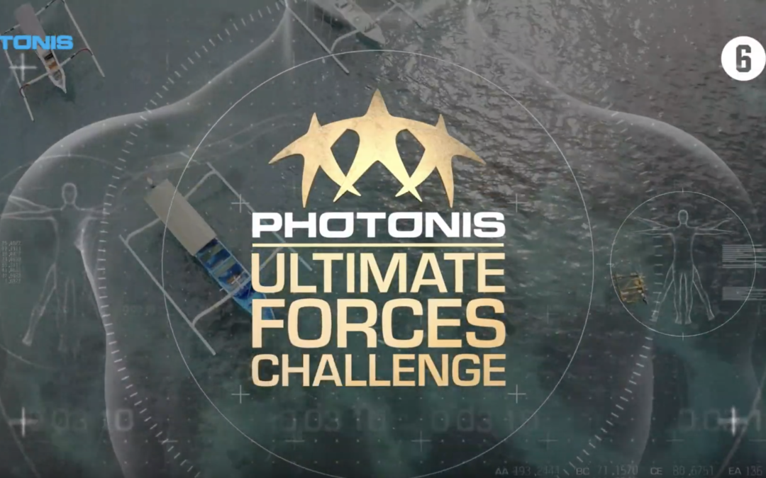 Some of Ultimate Forces Challenge most exiting moments with Photonis Night Vision