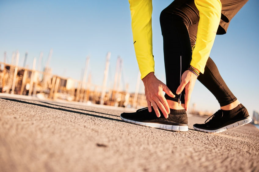 Suspect a Stress Fracture in Your Foot?