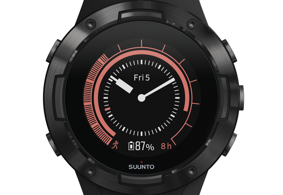 Suunto 5 Is Loaded With Features