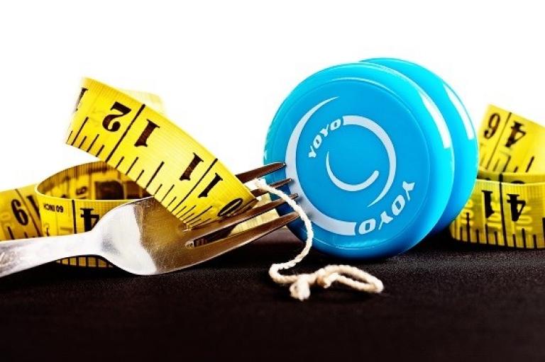 Yo-Yo Dieting Can Make You Weaker