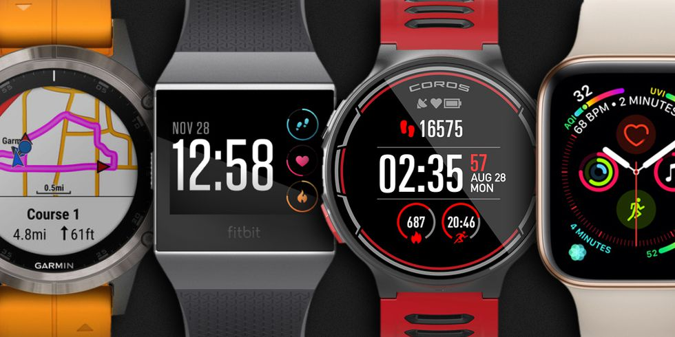 Best Fitness Trackers and Smart Watches for Athletes