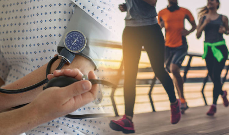 Does Running Help with High Blood Pressure?