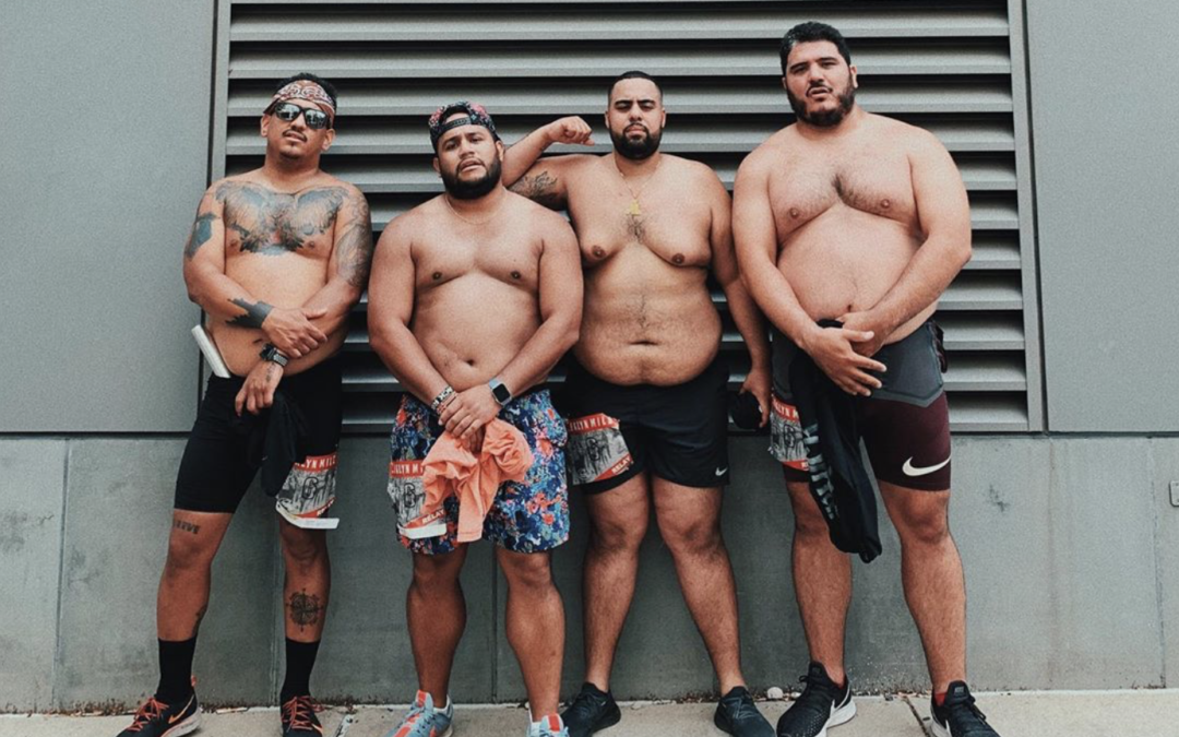 More About Heavy Guys Running