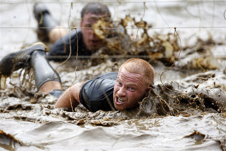 What Is a Tough Mudder?