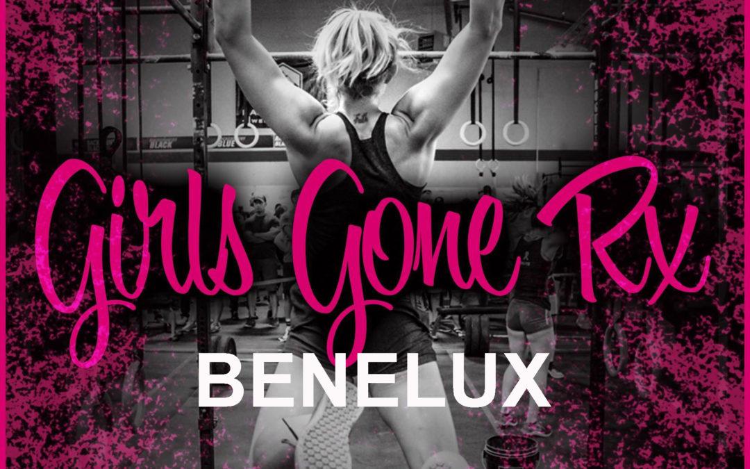 GIRLS GONE RX BENELUX