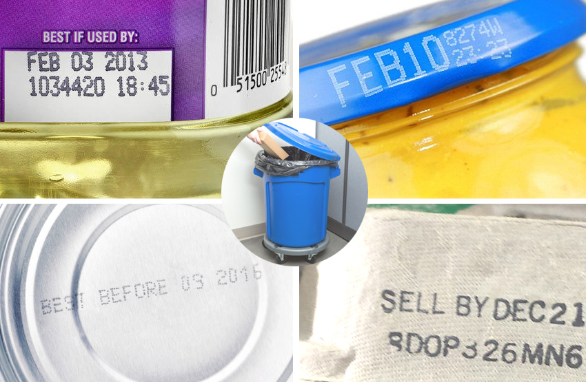Worry About Expiration Dates on Food?