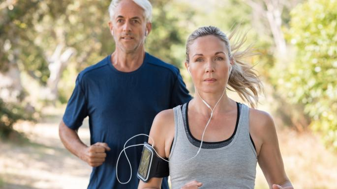 Running as You Age