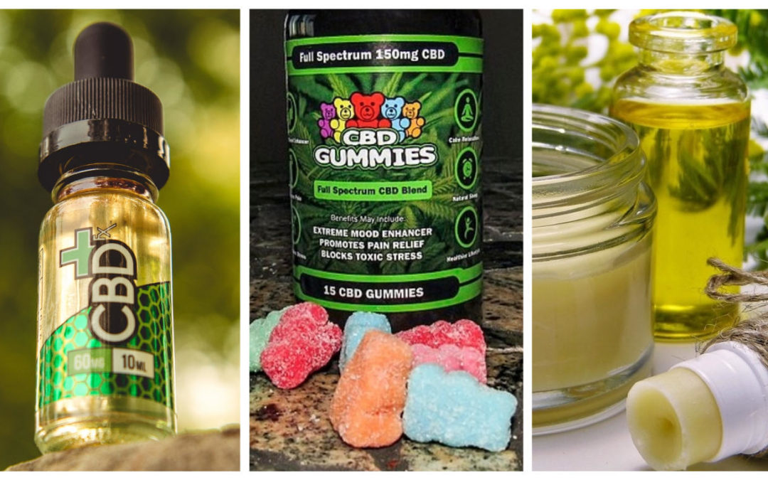 Next-Generation CBD Products for Athletes