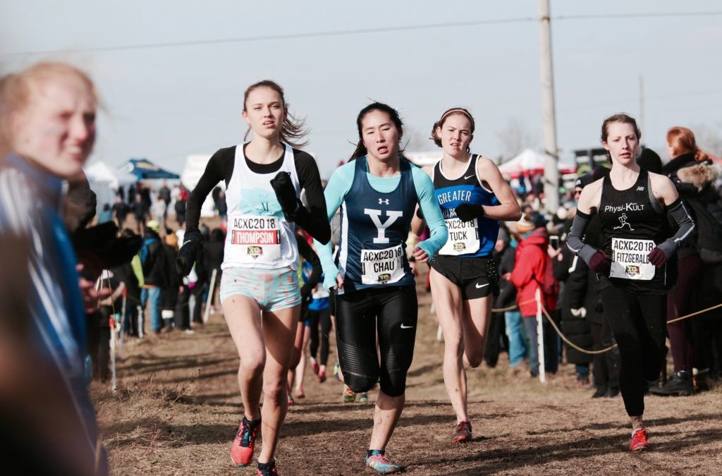 4 Things Every Coach, Parent, or Female Athlete Should Know About Running and Puberty