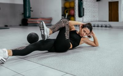 The 12-Minute Workout That'll Blast Your Abs and Your Butt