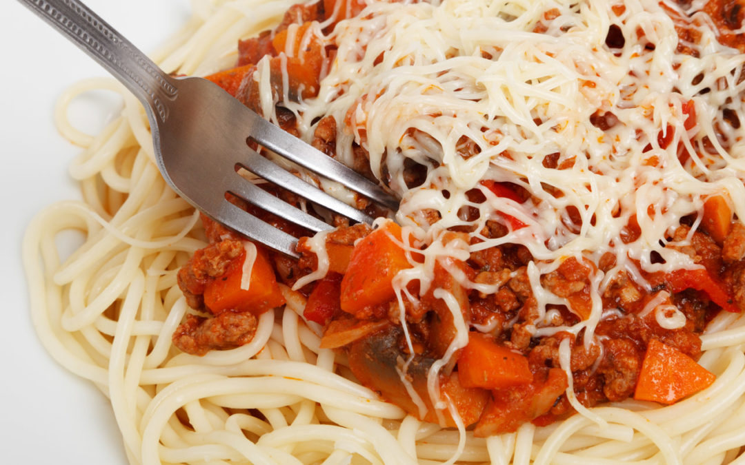 Athletes Unite! It's Time to Stand Up for the Prerace Pasta Dinner