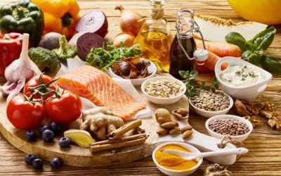 Mediterranean Diet Include Lowering Your Risk of Hearing Loss