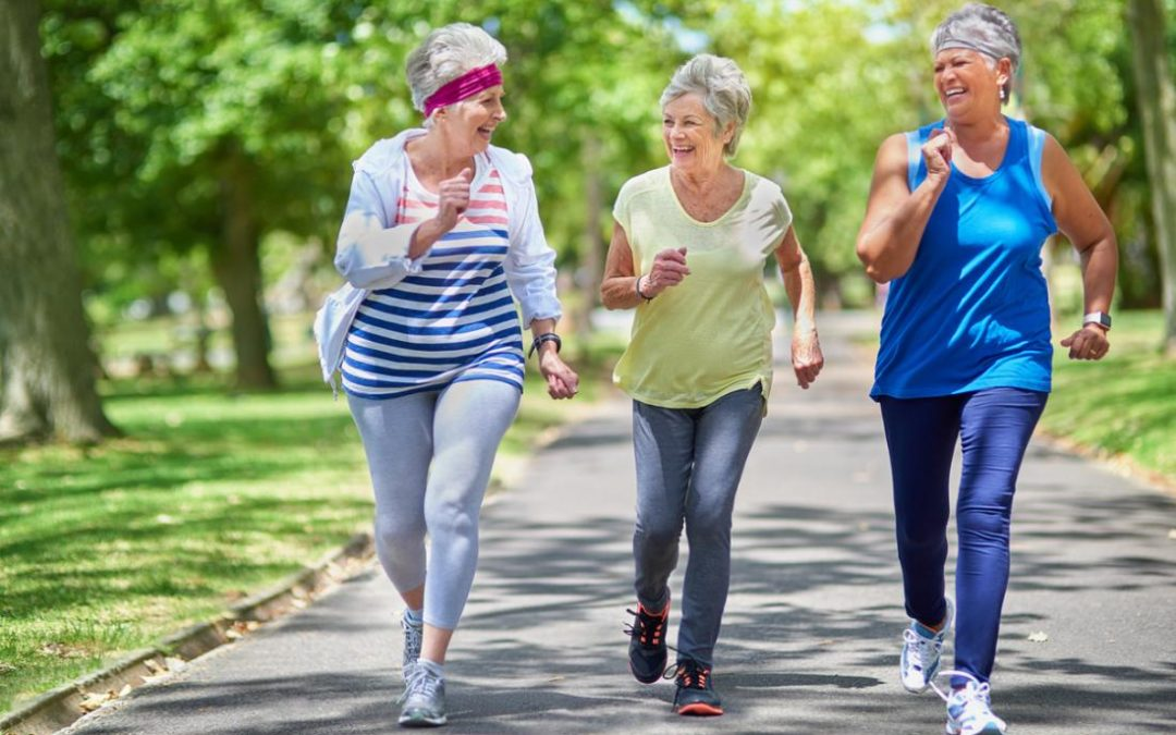 Women's Risk of Heart Disease With Age—Running Can Help