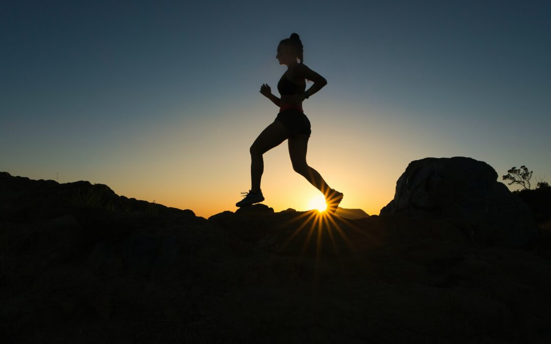 Run And Exercise for Stress Relief