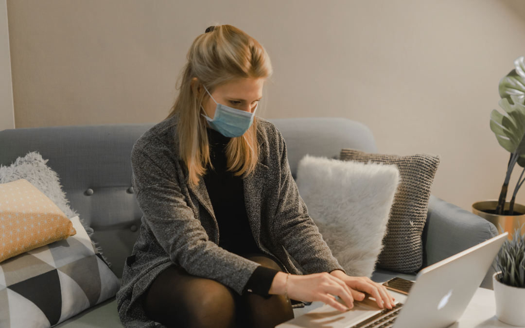 therapist tips stayING mentally strong whILE working from home