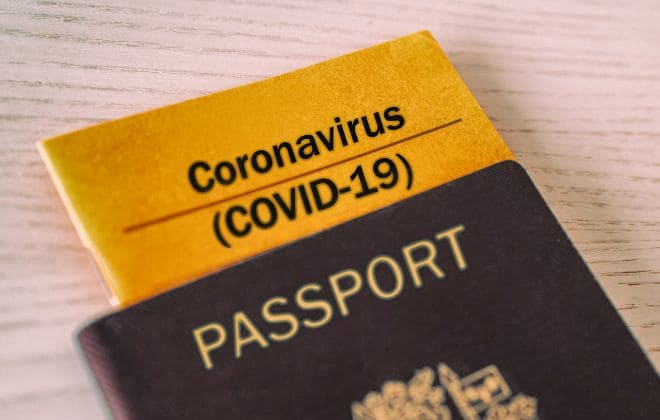 Vaccine Passports to Be Launched in June